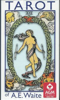 Tarot of A.E.Waite (Таро Уэйта, 78 карт +инструкция)