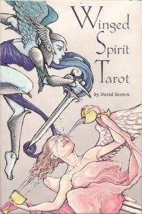Winged Spirit Tarot (78 карт, инструкция на англ. яз.)