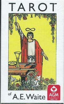 Tarot of the  A.E. Waite (Pocket size) (78 карт +инструкция на англ. яз.)