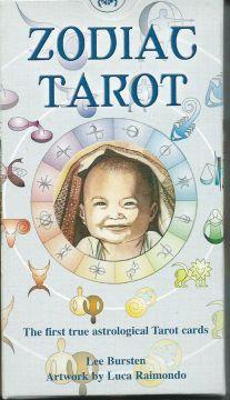 Zodiac Tarot (Таро Зодиак. 78 карт +итструкция на англ. яз.)