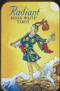 Radiant Rider Waite in a Tin box. ( 78 карт +инструкция на англ. яз.)