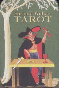 Barbara Walker Tarot in Tin (78 карт в жестяной коробке + инструкция на англ.яз.)