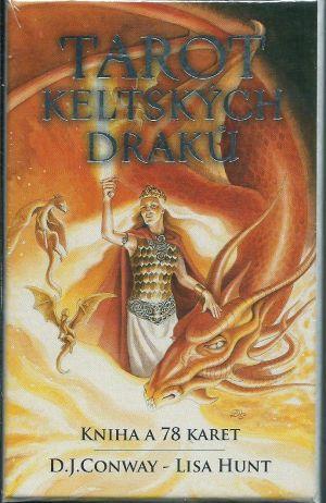 Tarot Keltskych Draku (Таро Кельтских Драконов. 78 карт + книга)