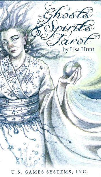 Ghosts and Spirits Tarot (Таро призраков и духов. 79 арт + инструкция на англ. яз.)