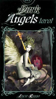 Карты Таро Темных Ангелов (Dark Angels Tarot) (78 карт + инструкция)