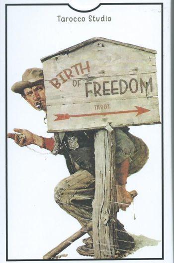 Birth of Freedom Tarot (78 карт, инструкция на английском яз.)