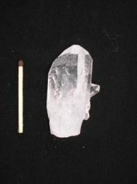 Магический кристалл из горного хрусталя. Необработанный. № 30