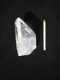 Магический кристалл из горного хрусталя. Необработанный. № 11