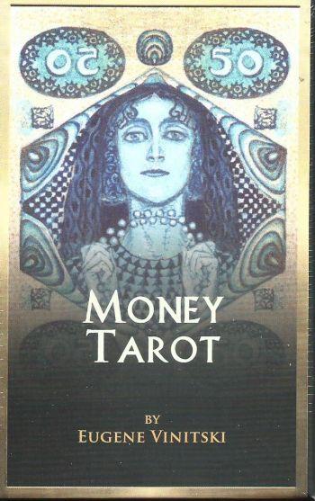 Money Tarot (Денежное Таро. 79 карт с золотым обрезом т + книга)