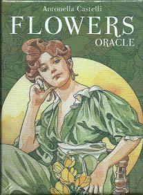 Flowers Oracle. Цветочный Оракул (36 карт, инструкция)