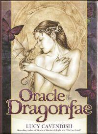 Oracle Dragonfae (Уценка. Оракул Драконфейри. 43 карты + инструкция на английском языке)