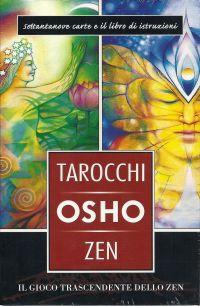 Osho Zen Tarot (Ошо Дзен Таро. 79 карт + инструкция на англ. яз.)