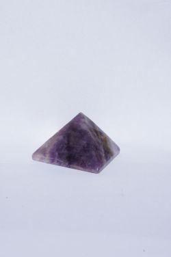 Магическая пирамида из аметиста 5*5*3,5 см