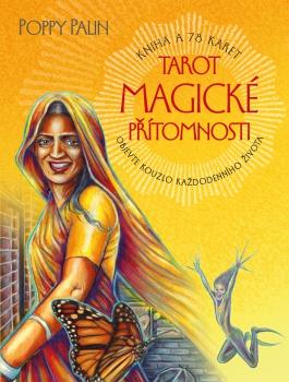 Tarot Magicke Pritomnosti (Таро Магических возможностей. 78 карт + книга на чешском яз.)