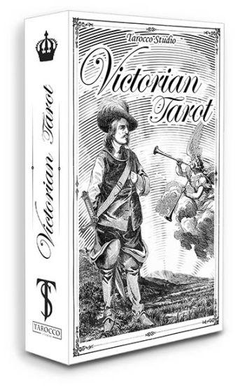 Victorian Tarot (Викторианское Таро. 78 карт + руководство на англ.яз.)