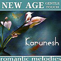 CD Romantic Melodies. Karunesh