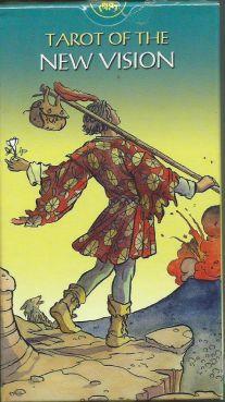 Tarot of the New Vision (Таро Нью Вижн. 78 карт + инстркция на англ. яз.)