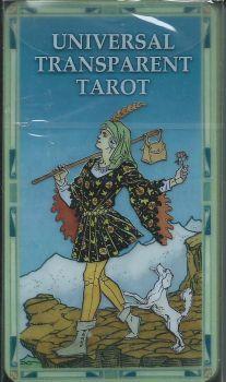 Universal Trasparent Tarot (��������������, ���������� ����, 78 ���� + ���������� �� ����. ��)