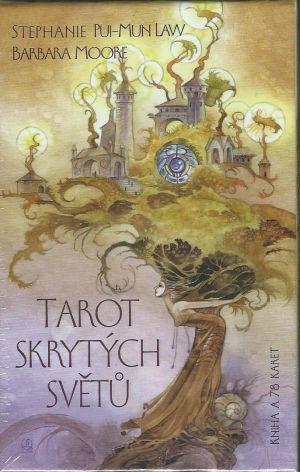 Shadowscapes Tarot (Tarot Skrytych Svetu. Таро Долины Миражей. 78 карт + книга)