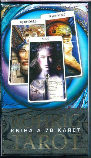 Rohrig Tarot (Таро Эпохи Водолея. 78  карт, книга)