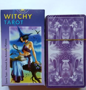 Witchy Tarot (Таро Модная Ведьма, 78 карт)